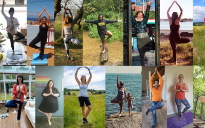 An Orchard of Yogis